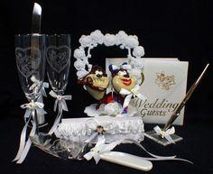 TASMANIAN Devil TAZ wedding Cake topper LOT by YourCakeTopper