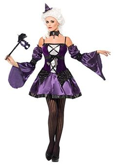 47 smiffys womens witch masquerade costume with dress sleeves and hat blackpurple - Masquerade Costumes Halloween