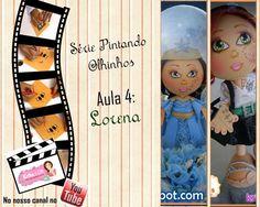 Krika.com - Série Pintando Olhinhos - Aula 4 Lorena