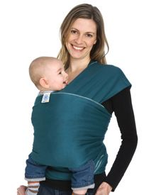 This is a current website with how to fold/use a Moby Wrap (or similar product)