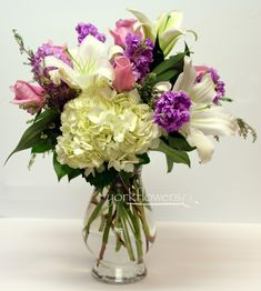 Send Sophisticated Beauty in Washington, DC from York Flowers, the best florist in Washington. All flowers are hand delivered and same day delivery may be available.