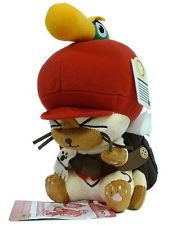 "Monster Hunter 3G - AIROU Mail Carrier 8"" Plush character CAPCOM Japan Banpresto"