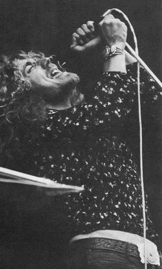 Robert Plant, LED ZEP.