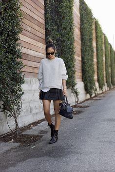 aimee_song_of_style_calvin_rucker_leather_skirt_rag_bone_bag_nili_lotan_sweater