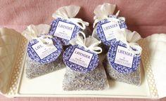 Lavender Sachet - Gift & Favor Ideas from Evermine