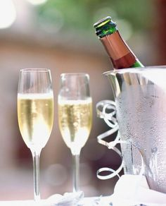 Enjoy a bottle of champagne on us this February, enquire for details
