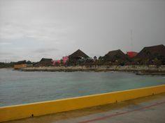 Port at Costa Maya