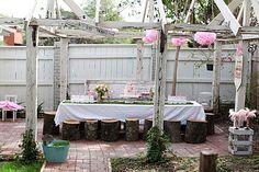 Throwback: Fairy Garden Party