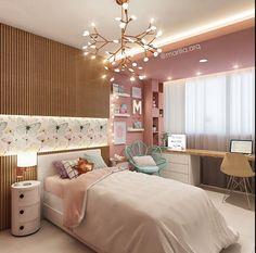 30 Teen Girl Bedroom Decor Ideas - The Wonder Cottage Bedroom Decor For Teen Girls, Cute Bedroom Ideas, Teenage Girl Bedrooms, Girl Bedroom Designs, Awesome Bedrooms, Small Bedrooms, Teen Bedroom Colors, Blue Bedroom, Cozy Bedroom