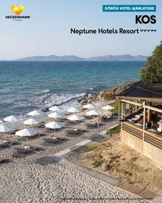 Neptune Hotels Resort, Convention Centre & Spa  🧡🧡🧡🧡🧡 Görögország, Kos, Mastichari  www.neckermann.hu/szallas/neptune-hotels-resort-convention-centre-spa/54539?catalog=YHUN Centre Spa, Convention Centre, Kos, Beach, Water, Outdoor, Gripe Water, Outdoors, The Beach