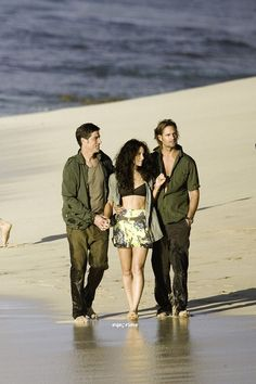 Vanity Fair Candids BTS with Josh Holloway, Evangeline Lilly and Matthew Fox Serie Lost, Josh Holloway, Matthew Fox, Johnny Depp, Nicole Evangeline Lilly, Terry O Quinn, Lost Tv Show, The Dark Artifices, Canadian Actresses