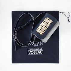 SAGAN Vienna new collaboration: Cross body bag in nano size, color navy-silver for Thermalbad Voeslau, Austria Vienna, Austria, Cross Body, Dog Tag Necklace, Collaboration, Crossbody Bag, Navy, Natural, Instagram Posts