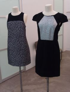Spotted: leopard print dresses in 4.collective's showroom.