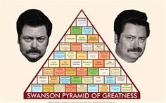 Love this show and Ron Swanson.