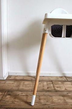 ★Studio bibi, super oplossing voor een goedkope mooie ikea stoel. DIY.