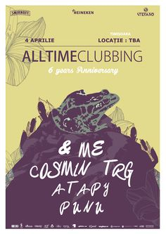 Alltimeclubbing 6 years anniversary - Timisoara - &me, Cosmin TRG, Atapy, Punu 6 Year Anniversary, Parties, Youtube, Fiestas, Fiesta Party, Receptions, Youtubers, Party, Youtube Movies