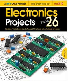 Get your digital subscription/issue of Electronics Projects Volume Magazine on Magzter and enjoy reading the Magazine on iPad, iPhone, Android devices and the web. Electronics Projects For Beginners, Electronics Mini Projects, Electronics For You, Electronics Basics, Electronics Components, Electronics Gadgets, Electronic Gadgets For Men, Electronic Arts, Electronic Circuit Projects