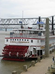 2014, the Belle of Louisville celebrated her 100th birthday.