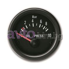 Измервателен уред за налягането на маслото - Тунинг измервателни уреди | БИМ БГ