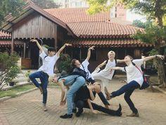 Nct dream in Indonesia So fun J Pop, Nct 127, Jisung Nct, Taeyong, Jaehyun, Exo, Chanyeol, Ntc Dream, Hot Men