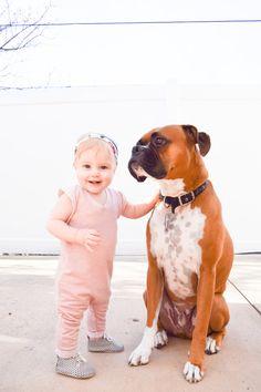 Baby Fashion - Light Pink Baby Romper, Polka Dot Baby Oxfords Piper Finn Footwear, Floral Print Baby Headband