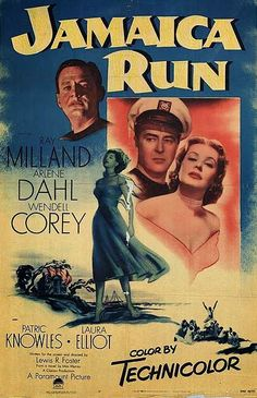 Rarefilmm | The cave of forgotten films: Ray Milland