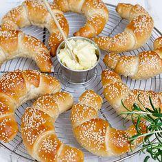 Veggie Recipes, Bread Recipes, Baking Recipes, Swedish Recipes, International Recipes, Recipe Of The Day, Bread Baking, The Fresh, Cravings
