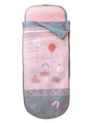 Sac de couchage avec matelas intégré fille  - vertbaudet enfant