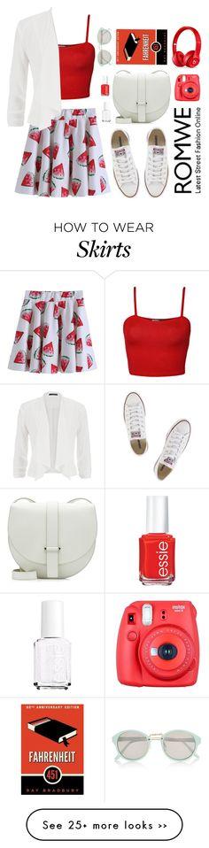 """Watermelon Skirt"" by scarlett-morwenna on Polyvore"