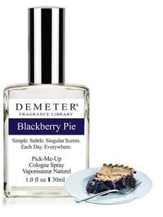 Blackberry Pie - Demeter® Fragrance Library