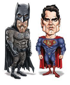 Batman v Superman: Some Thoughts...
