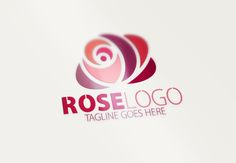 Rose by Esse Logo Studio on Creative Market
