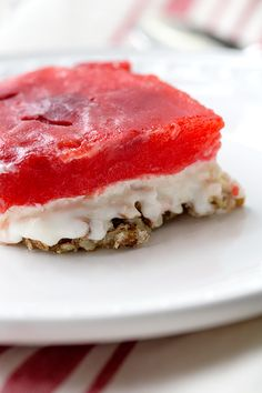 Strawberry Jello Pre
