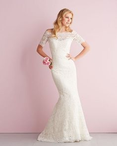 Allure 2700 Lace Bateah Fit and Flare