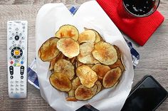 Yes, You Totally Can Make Homemade Potato Chips In The Microwave