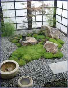 traditional-japanese-rock-garden design ideas                                                                                                                                                      More