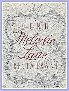 Melodie Lane Restaurant,  Las Vegas NV