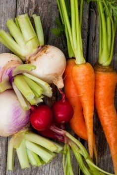 Root vegetables are easy to grow and offer so much nutritionally. Here's a little about how easy they are to grow and how to prepare them!