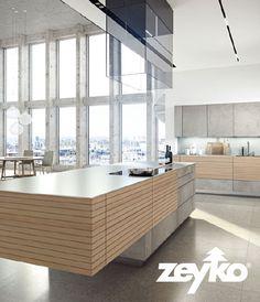 Zeyko München plaza blanco harina y fungo zeyko cocinas