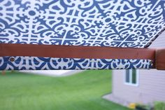 DIY Play Set Canopy Cover Tutorial  sc 1 st  Pinterest : replacement canopy for playset - memphite.com