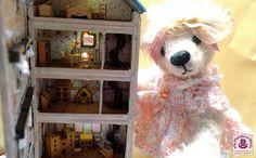 My Miniature World: Completed Posy's Dollshouse Shop