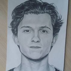 216 comentarios, 1 comentario-Tom Holland Page ( . Pencil Art Drawings, Art Drawings Sketches, Cartoon Drawings, Cool Drawings, Horse Drawings, Realistic Drawings, Spiderman Kunst, Spiderman Drawing, Avengers Drawings