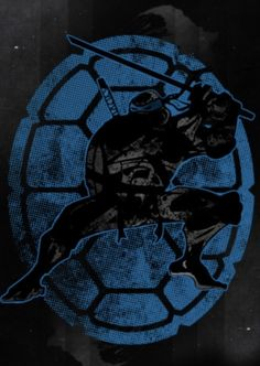 Hidden Below Leonardo Retro Poster Print Tmnt Comics, Marvel Cartoons, Ninja Turtle Tattoos, Ninga Turtles, Leonardo Tmnt, Nerd Art, Tmnt 2012, Marvel Wallpaper, Arte Pop