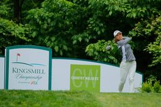 Minjee Lee Returns Kingsmill Resort - 2016 Kingsmill Championship. -LPGA