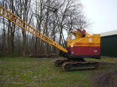 Mining Equipment, Heavy Equipment, Lincoln Uk, Earth Moving Equipment, Model Truck Kits, Bucyrus Erie, Crawler Crane, Heavy Machinery, The Old Days