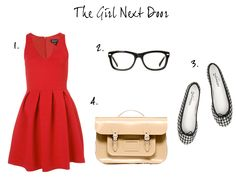 """""""The Girl Next Door"""": Jessica Day from New Girl Girl Halloween, Halloween 2013, Cool Halloween Costumes, New Girl Style, My Style, Winter Style, Autumn Winter Fashion, Girl Next Door Look, Jessica Day"""