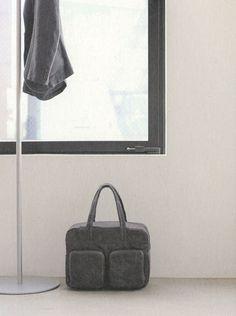 SIWA Black Pocket Briefcase - A closer look at SIWA - Nalata Nalata