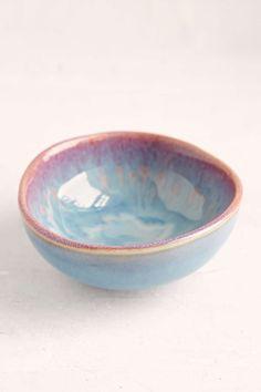 Magical Thinking Reactive Glaze Trinket Dish