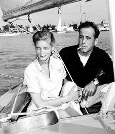 Humphrey Bogart Lauren Bacall Wedding   lauren-bacall-inspiracion50s-1