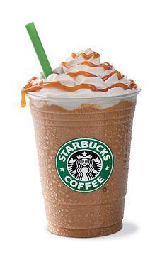 Starbucks! Blissss mmmmmm